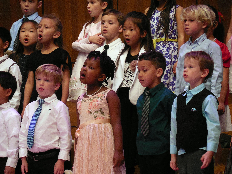 SCCC Kinder Chorus