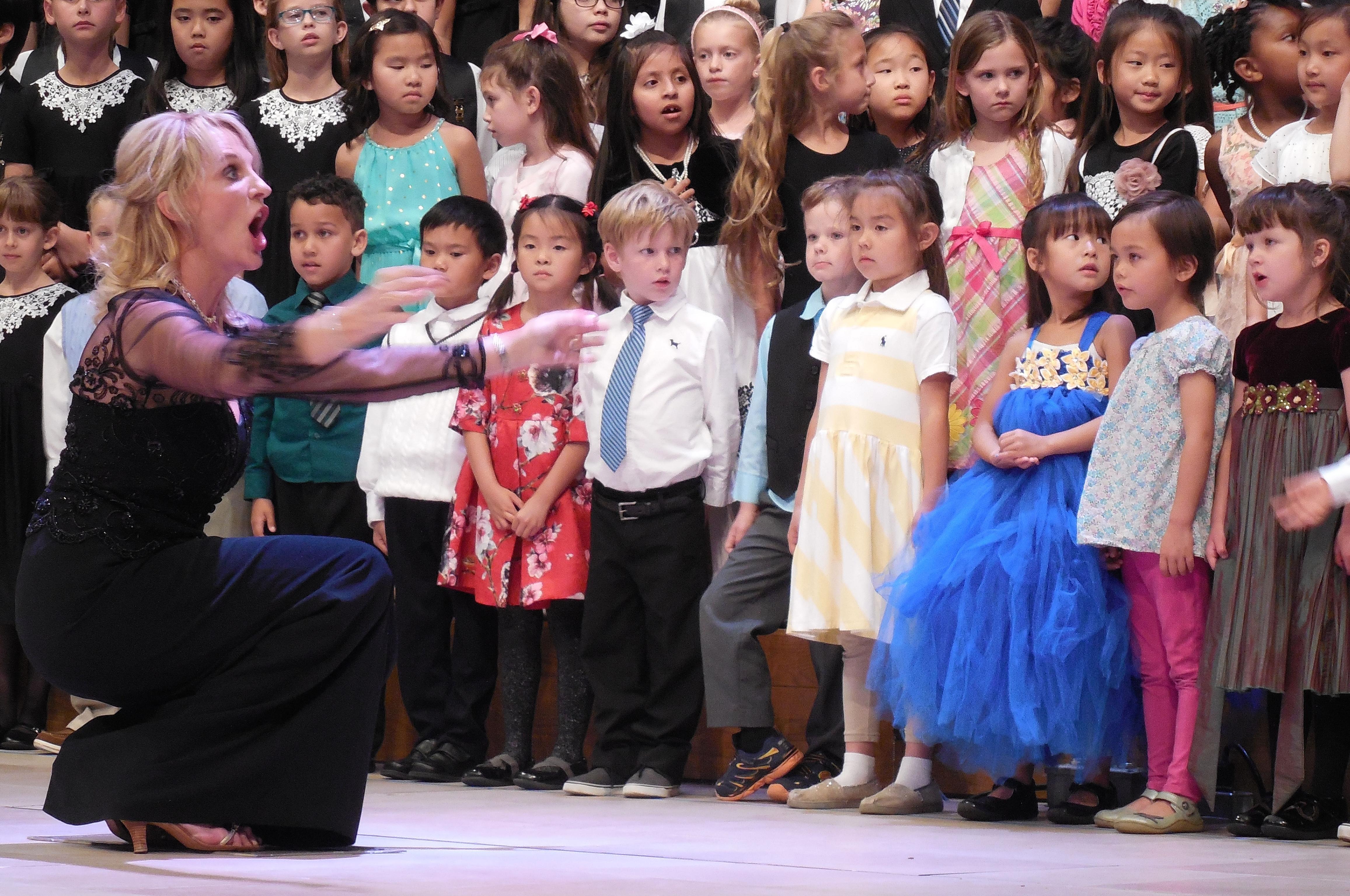 SCCC Primary Chorus