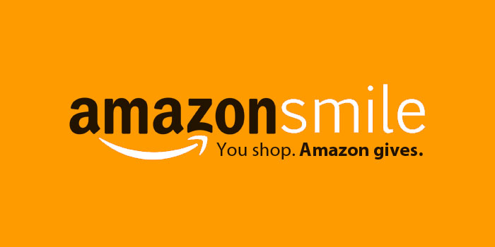 Make a donation everytime you shop on Amazon